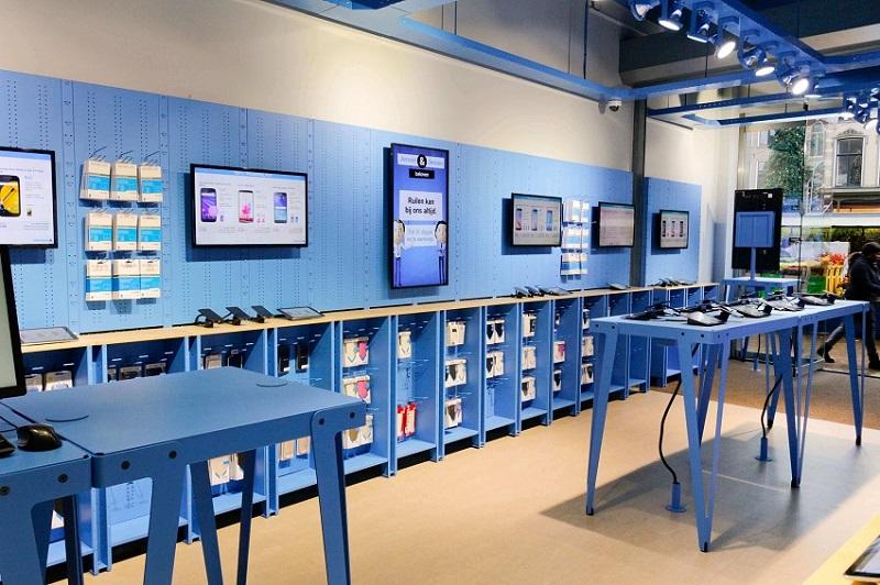 Belsimpel winkel Groningen